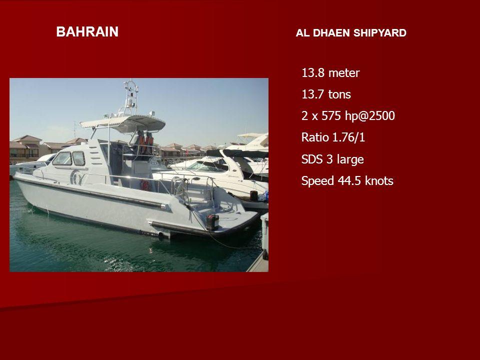 BAHRAIN AL DHAEN SHIPYARD
