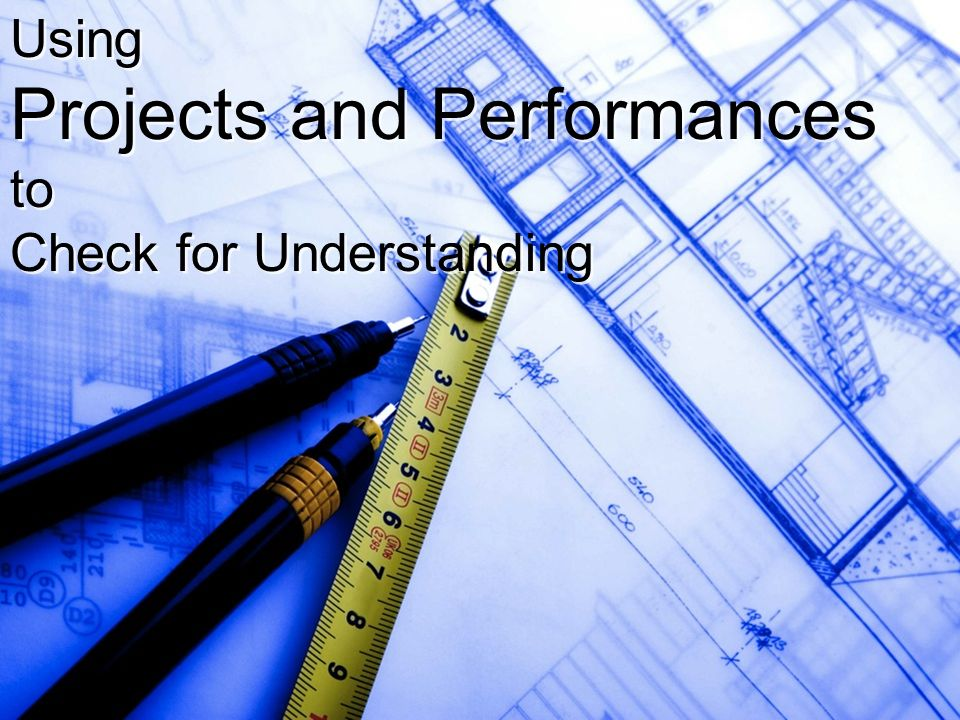 Projects and Performances