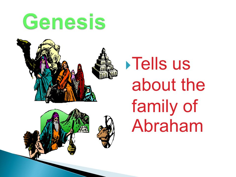 Genesis Tells us about the family of Abraham