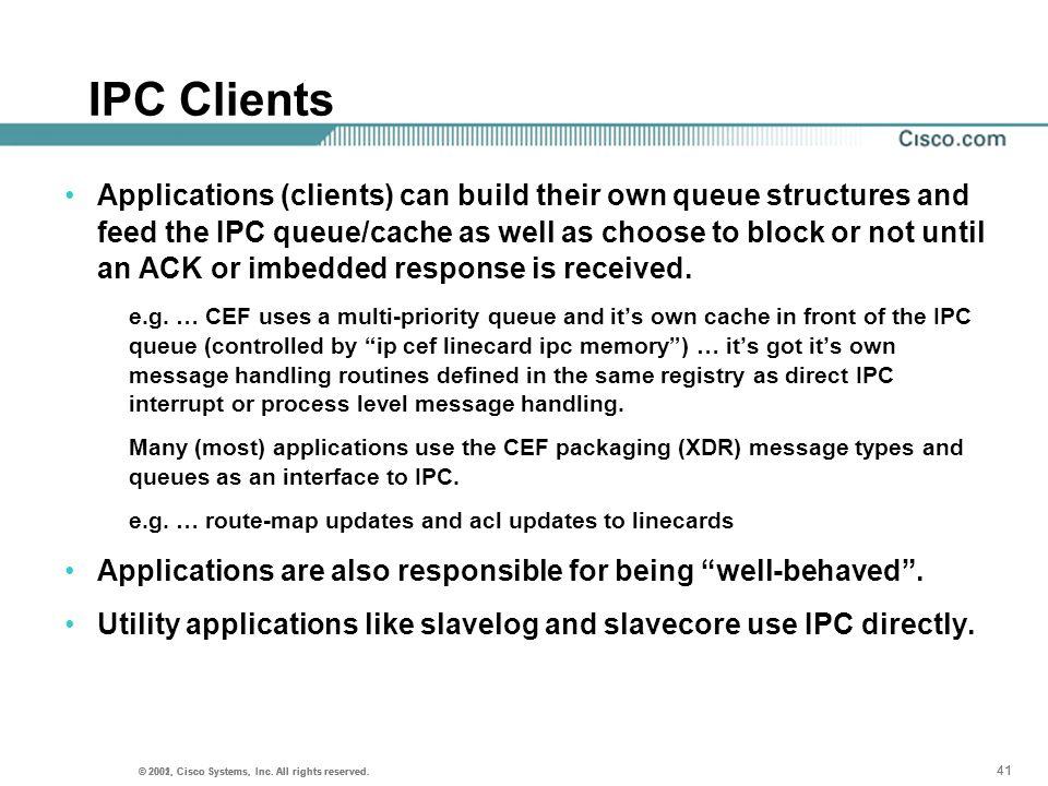 IPC Clients
