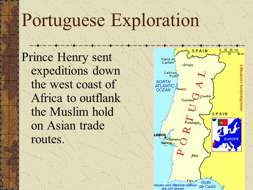 Portuguese Exploration