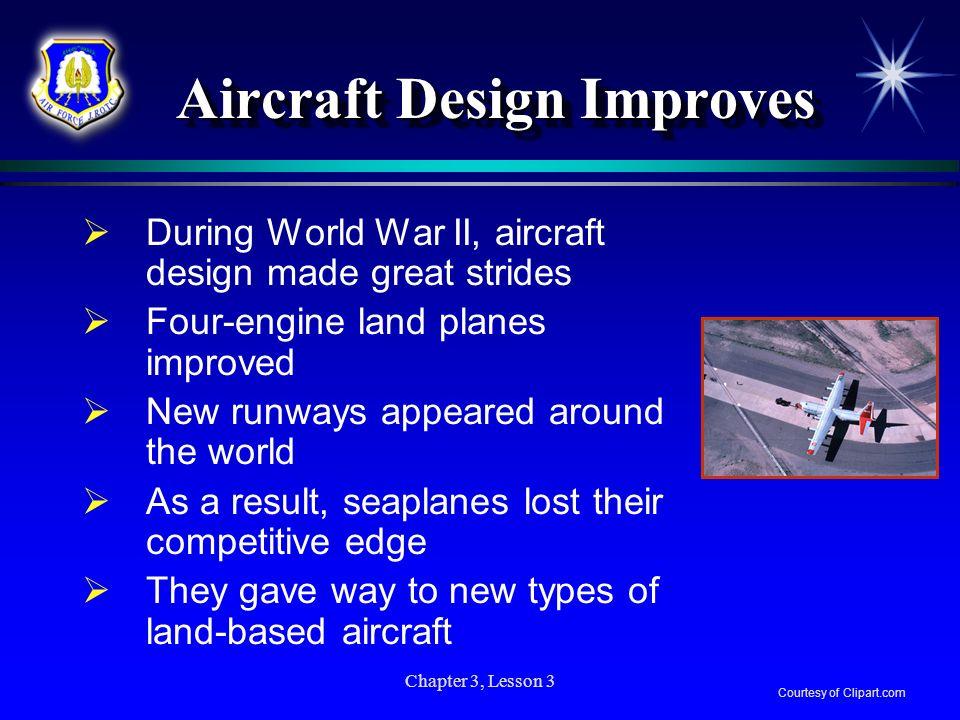 Aircraft Design Improves