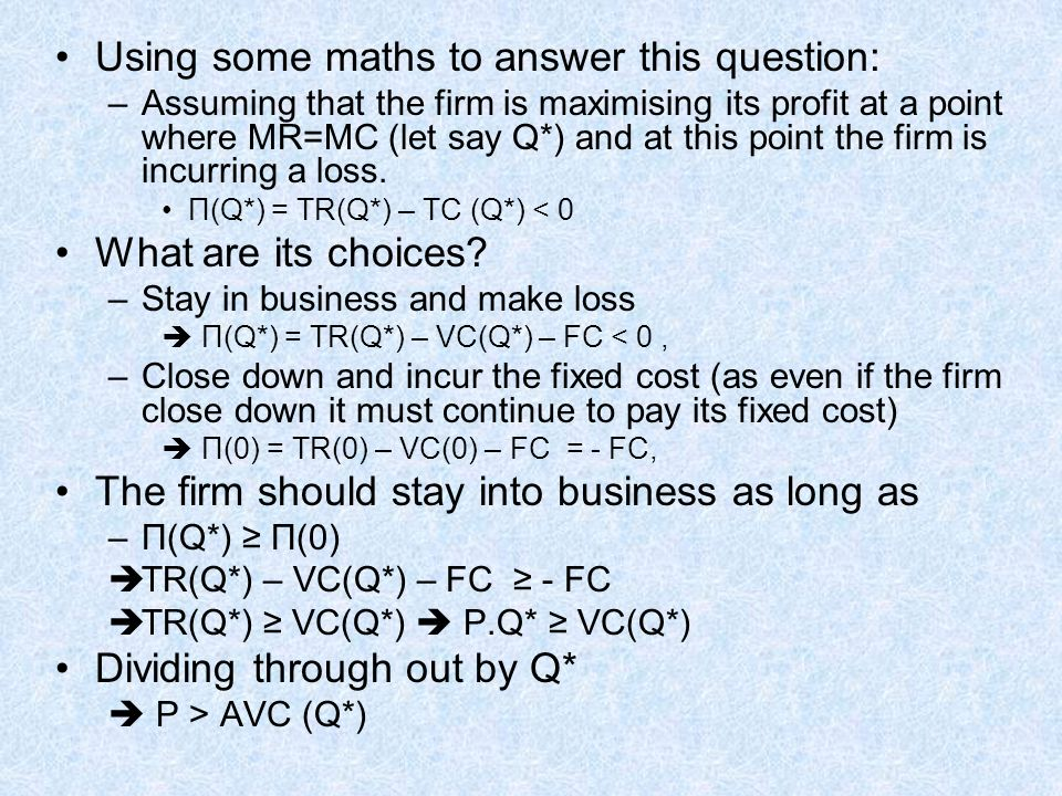 Using some maths to answer this question: