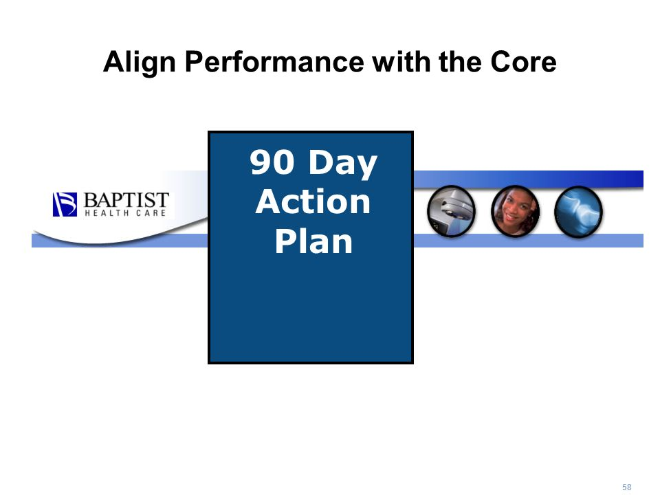 Align Performance with the Core