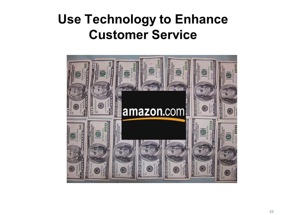 Use Technology to Enhance Customer Service