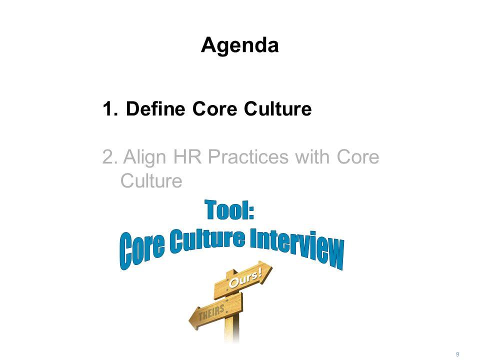 Core Culture Interview