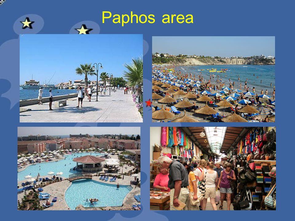 Paphos area