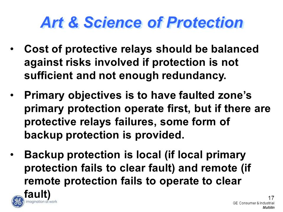 Art & Science of Protection
