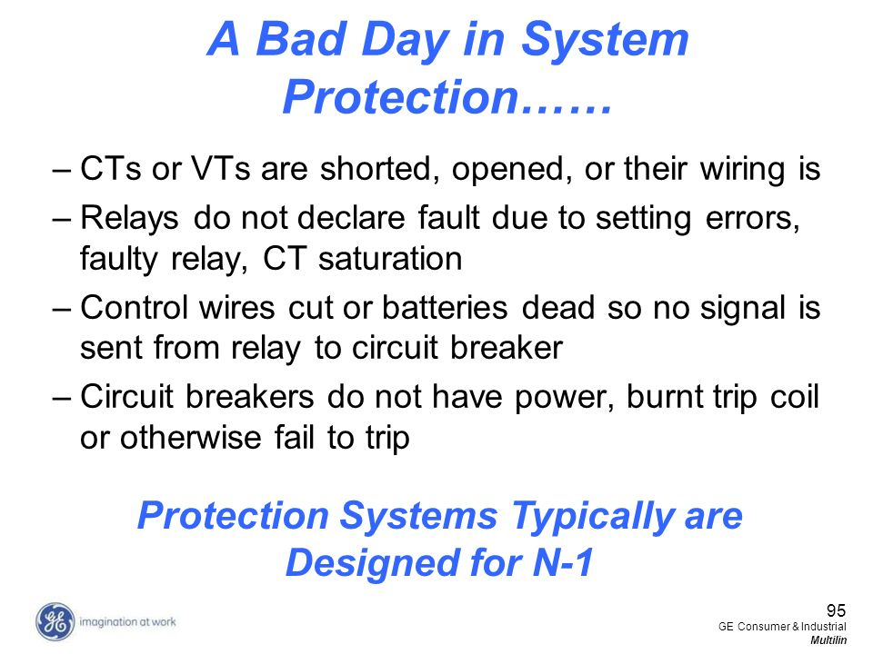 A Bad Day in System Protection……