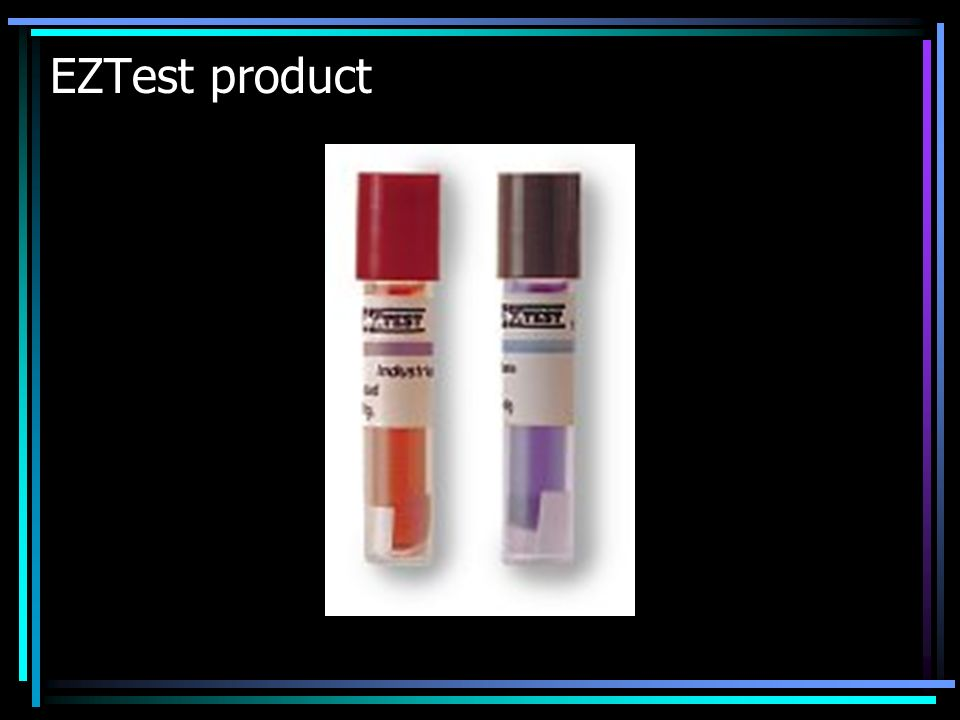 EZTest product