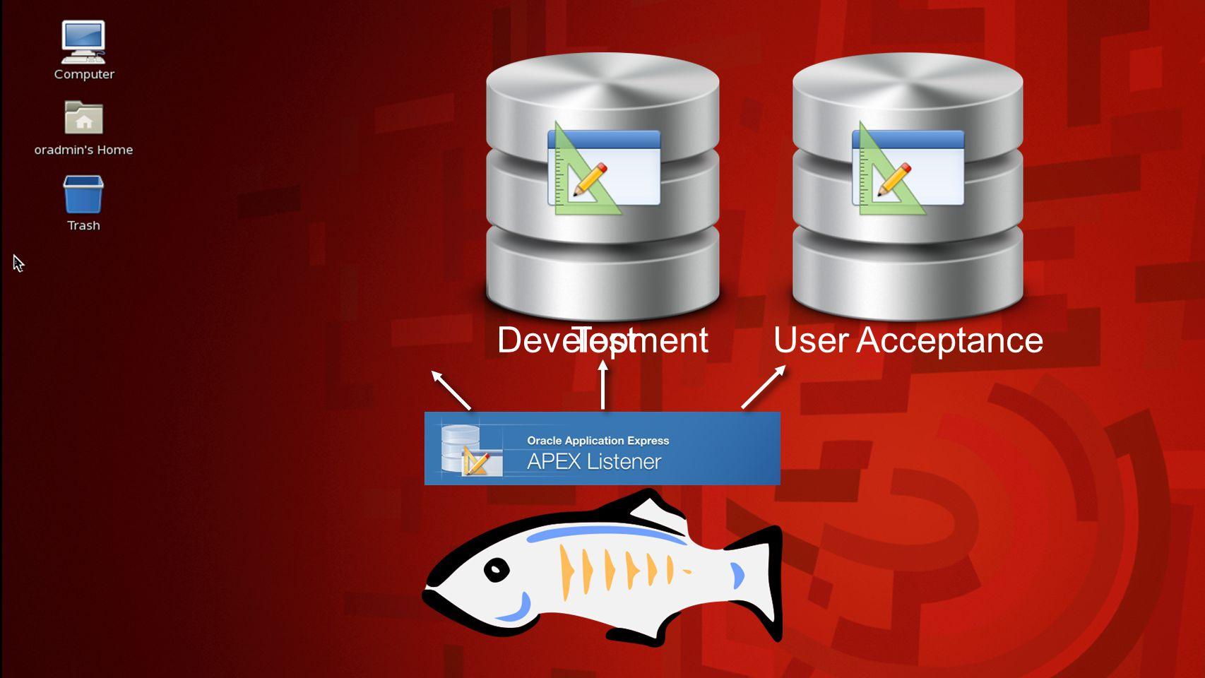 Development Test User Acceptance