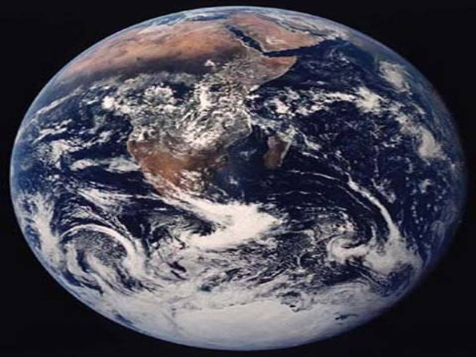 What are the major parts of the Earth's life-support systems