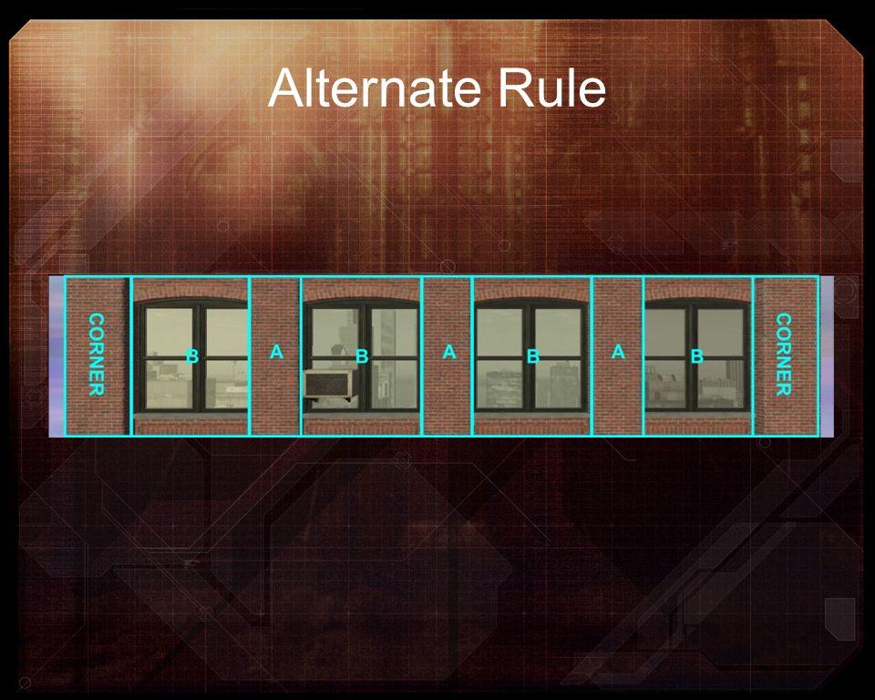 Alternate Rule