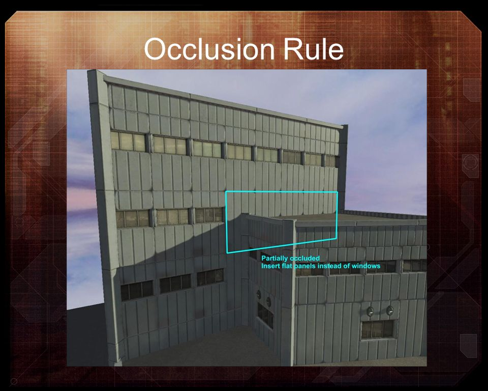 Occlusion Rule