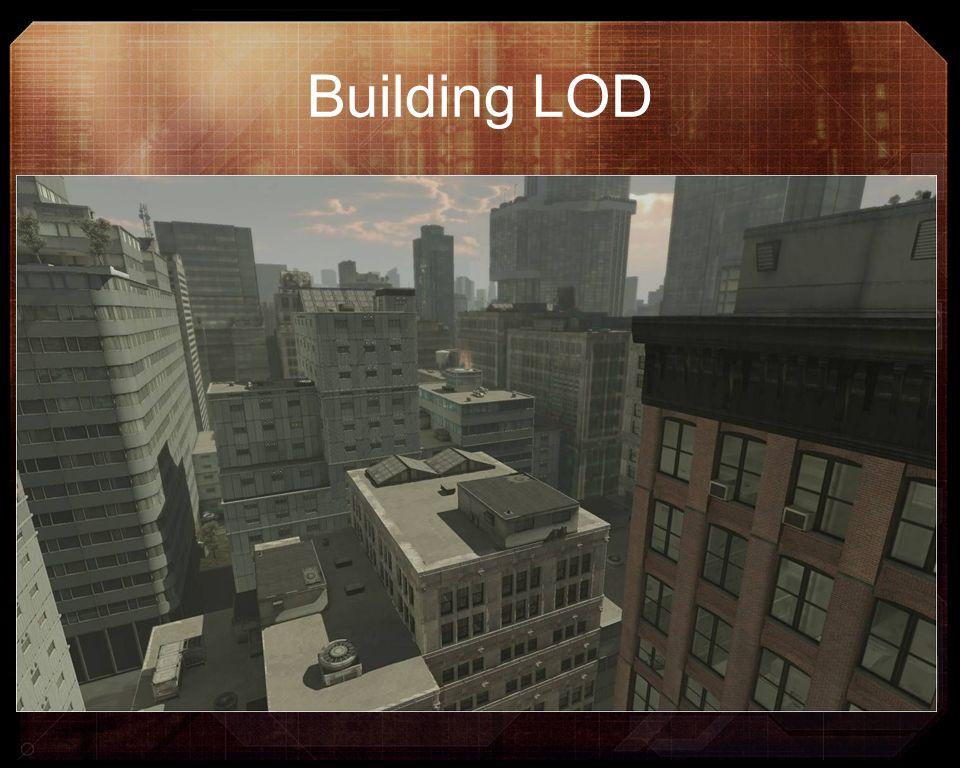 Building LOD