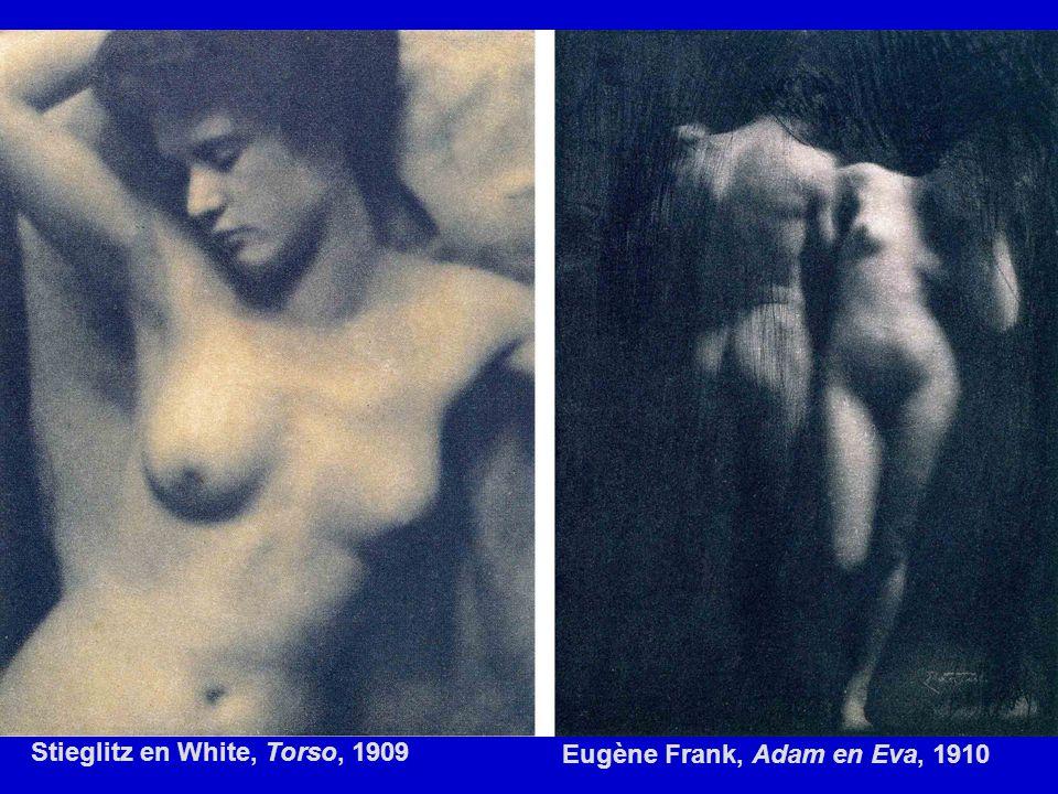 Stieglitz en White, Torso, 1909