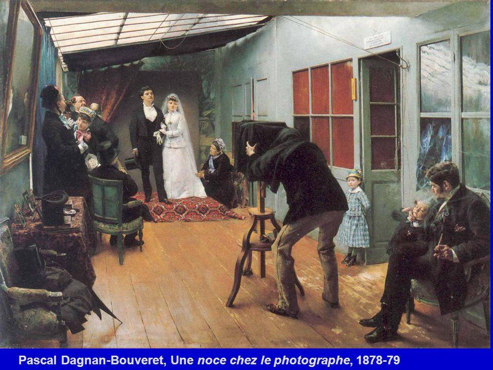 Pascal Dagnan-Bouveret, Une noce chez le photographe, 1878-79