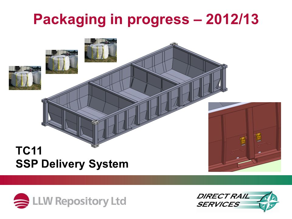 Packaging in progress – 2012/13