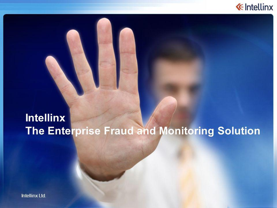 The Enterprise Fraud and Monitoring Solution