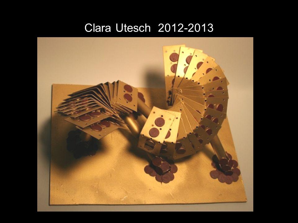 Clara Utesch 2012-2013