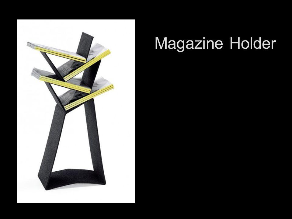 Magazine Holder