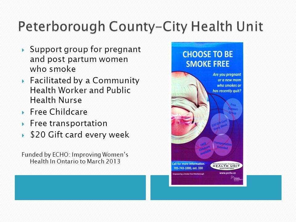 Peterborough County-City Health Unit