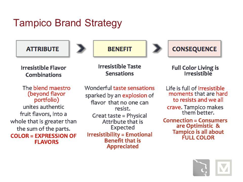 Tampico Brand Strategy