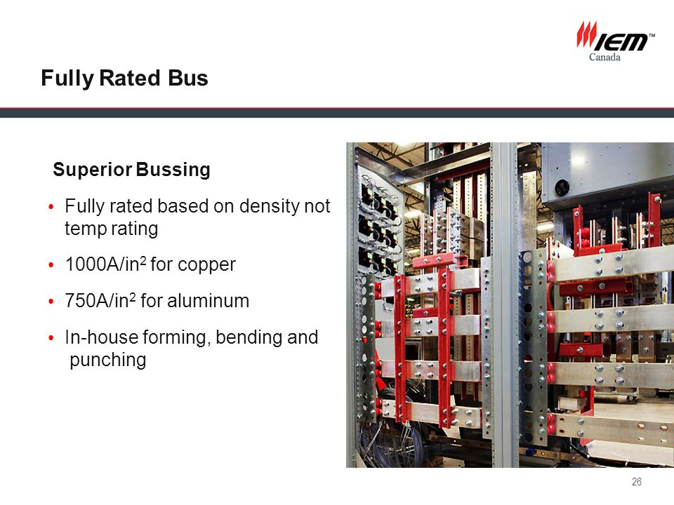 Fully Rated Bus Superior Bussing