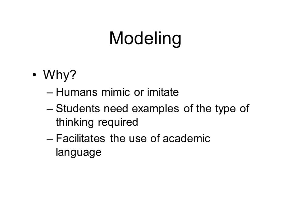 Modeling Why Humans mimic or imitate