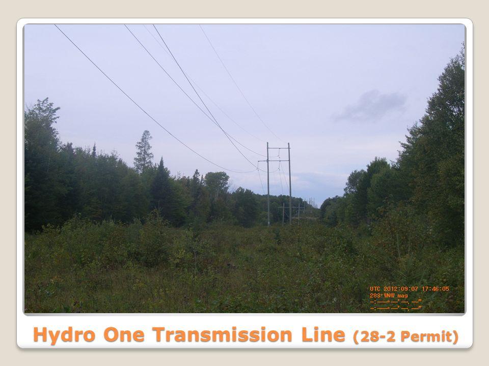 Hydro One Transmission Line (28-2 Permit)