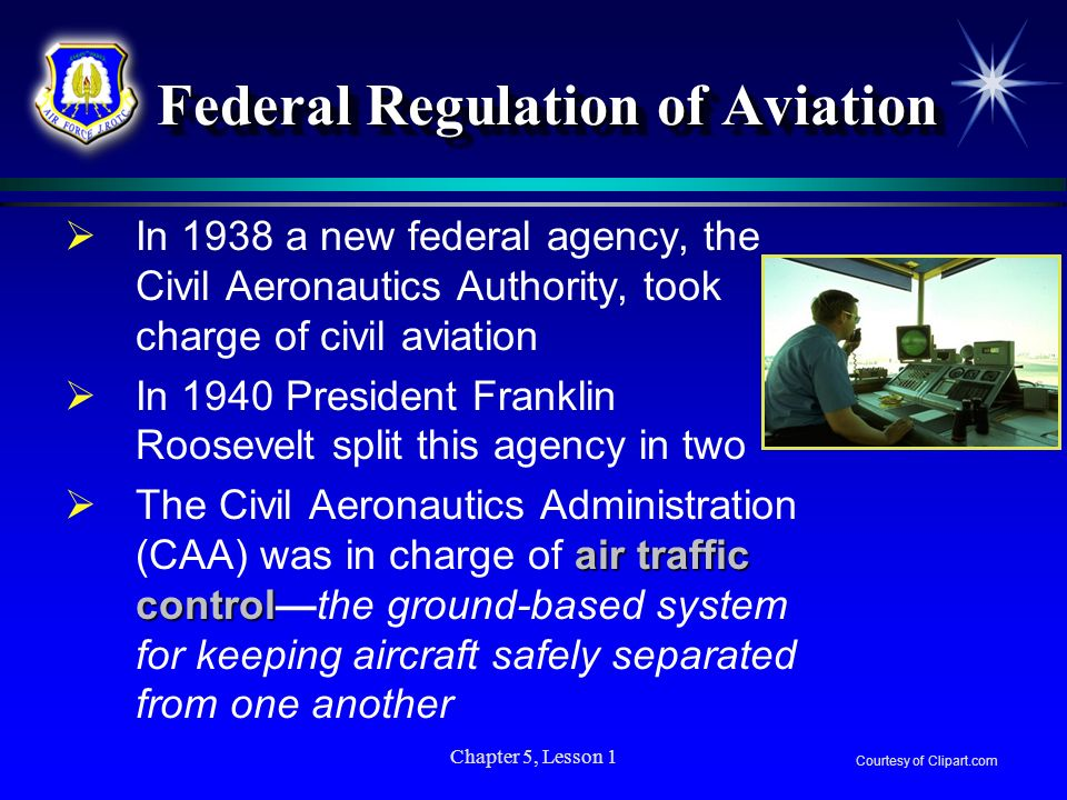 Federal Regulation of Aviation