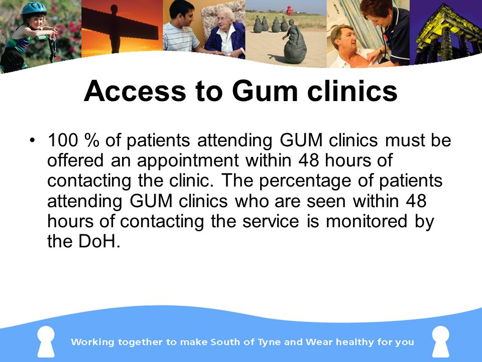 Access to Gum clinics