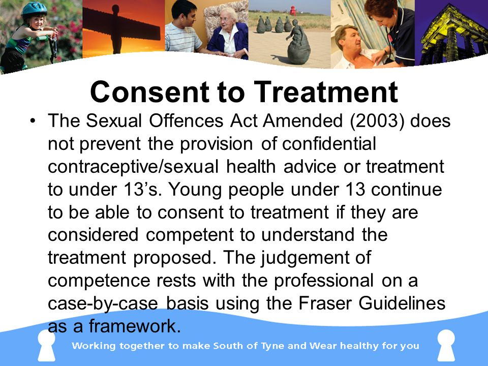 Consent to Treatment