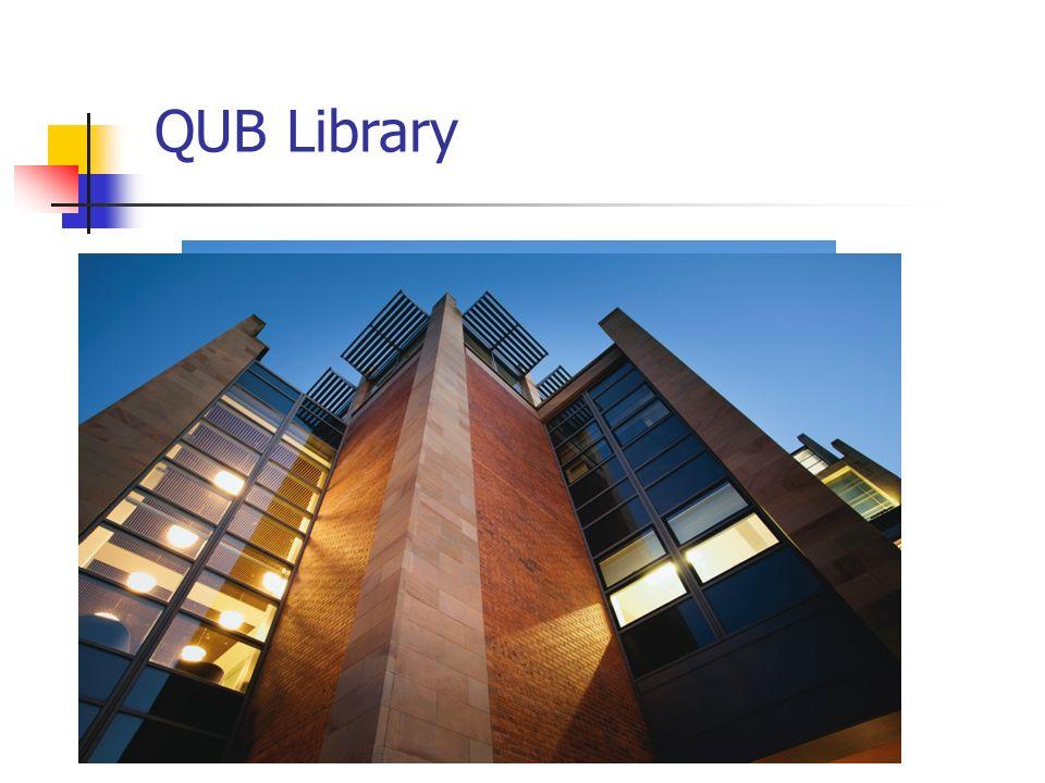 QUB Library