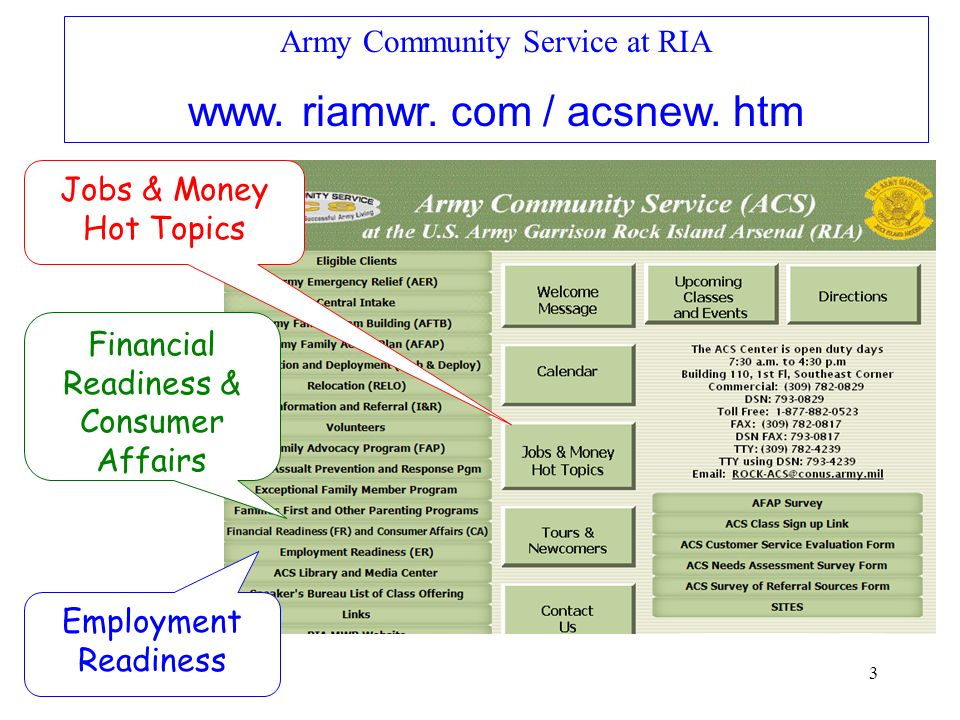 www. riamwr. com / acsnew. htm