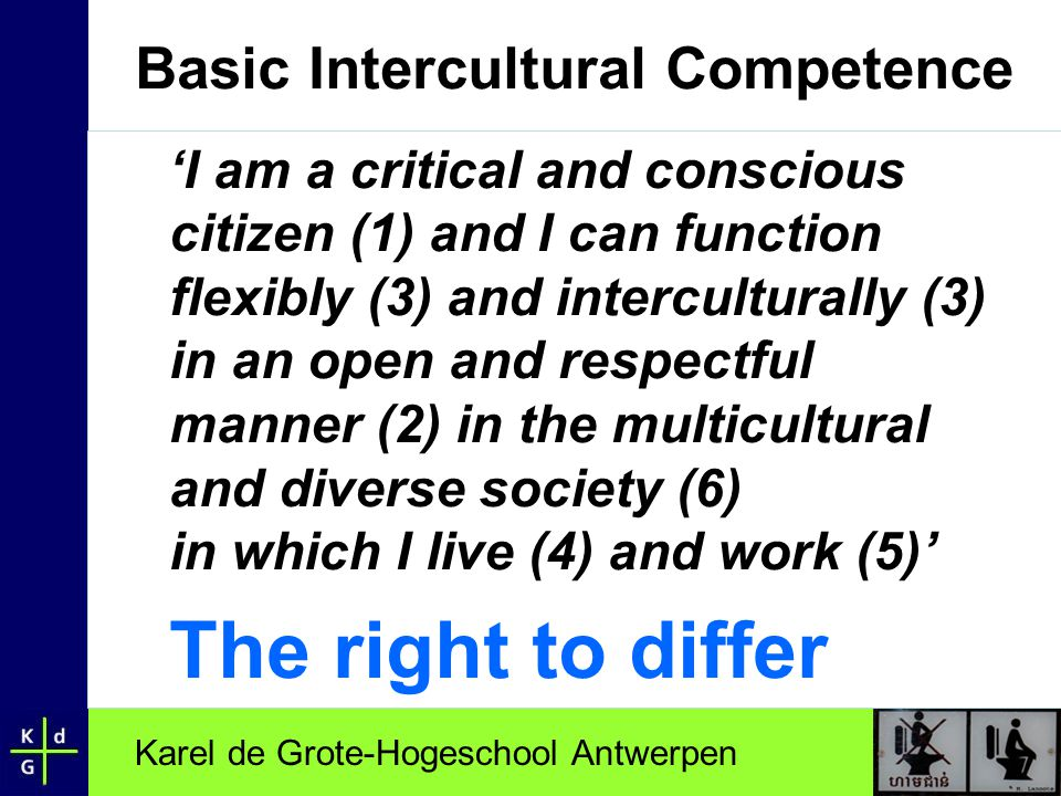 Basic Intercultural Competence