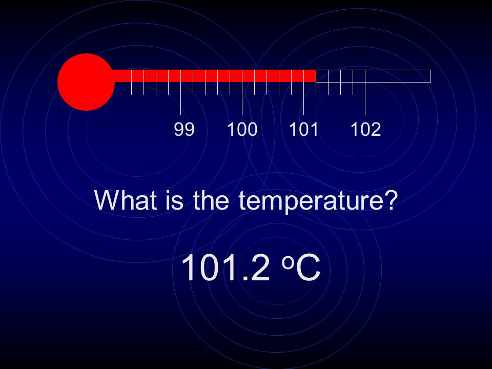 What is the temperature