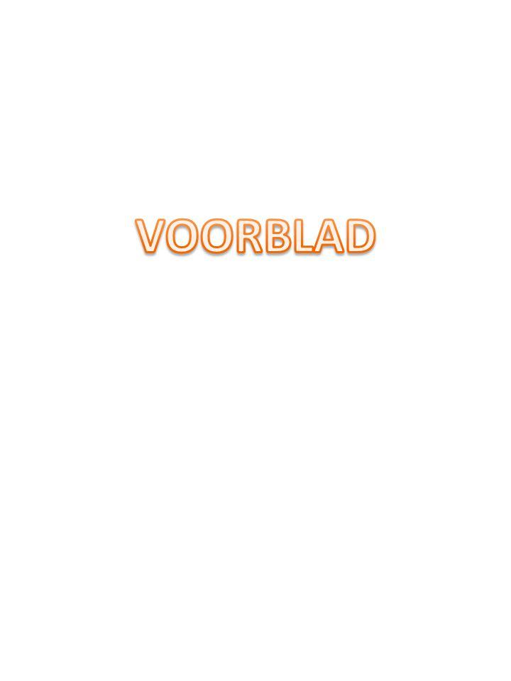 VOORBLAD
