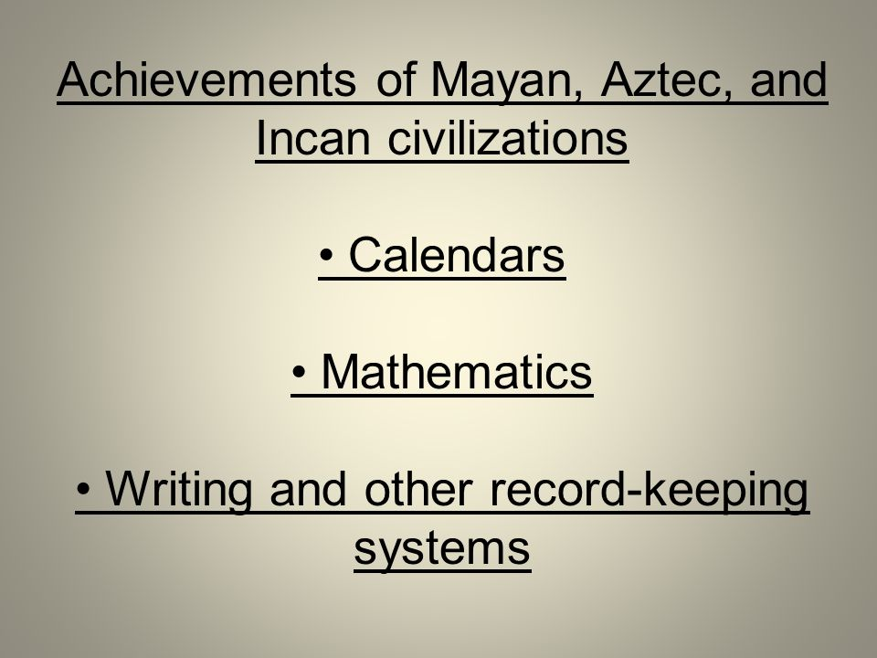 inca achievements in medicine - photo #21