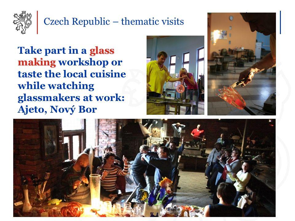 Czech Republic – thematic visits