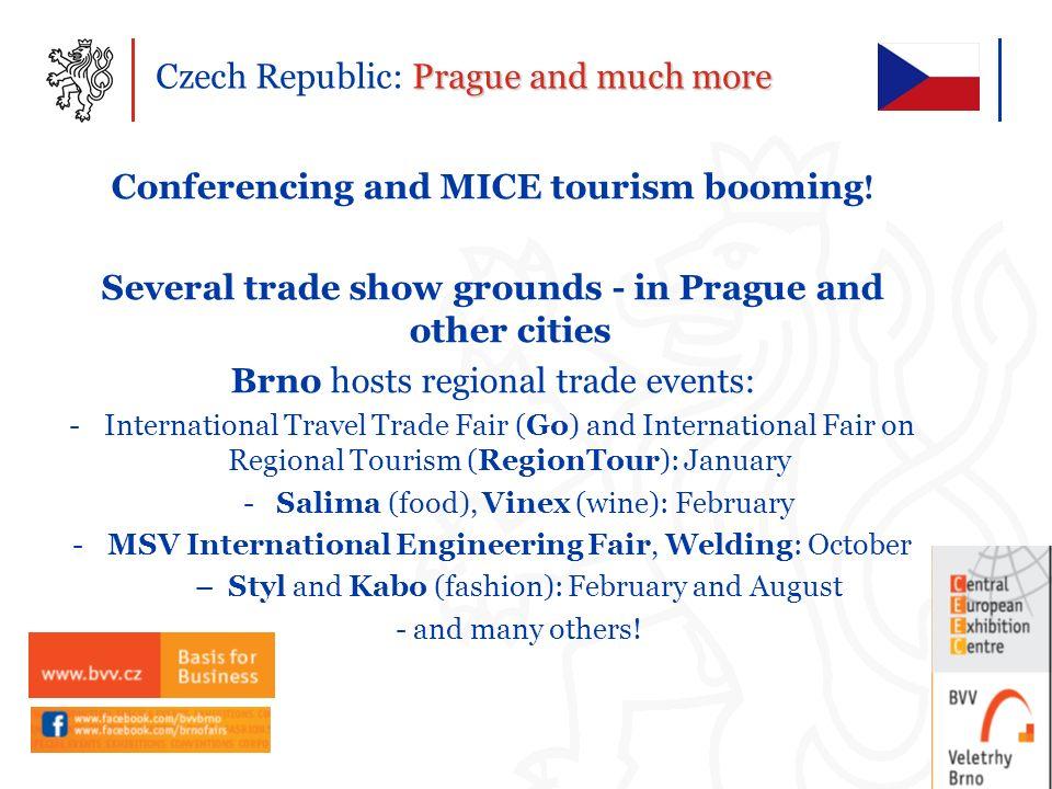 Czech Republic: Prague and much more