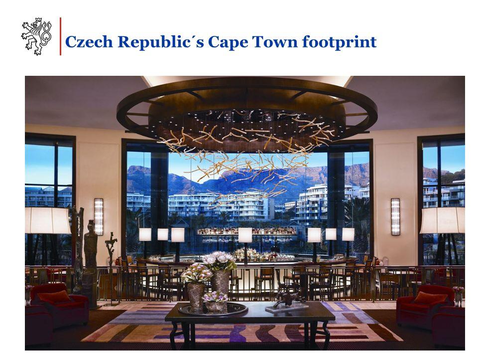 Czech Republic´s Cape Town footprint