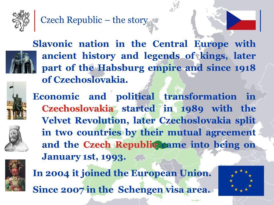 Czech Republic – the story