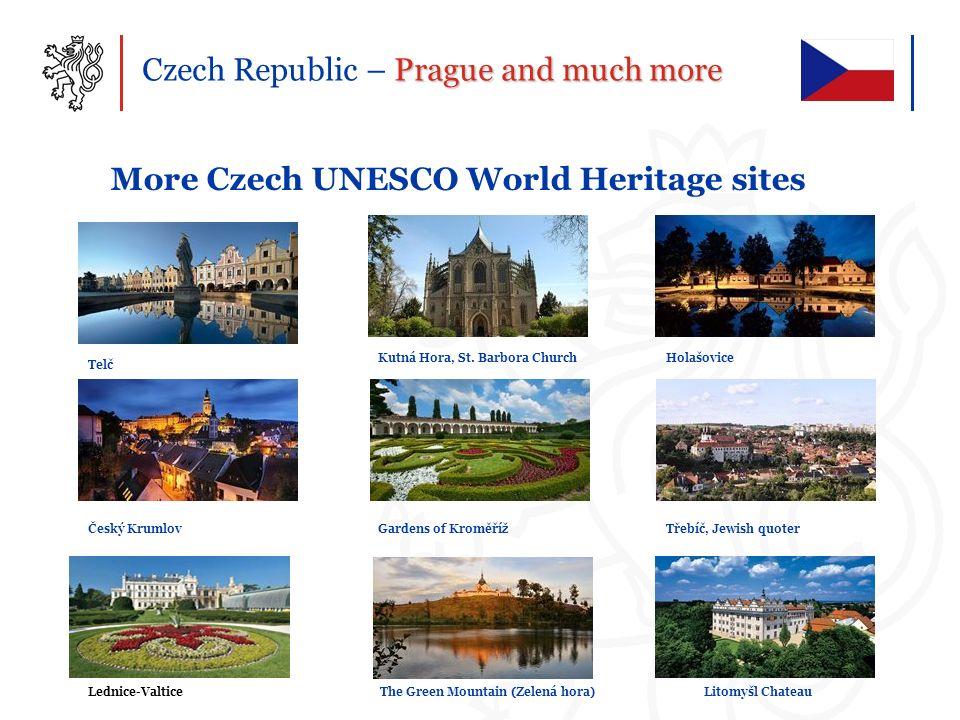 Czech Republic – Prague and much more
