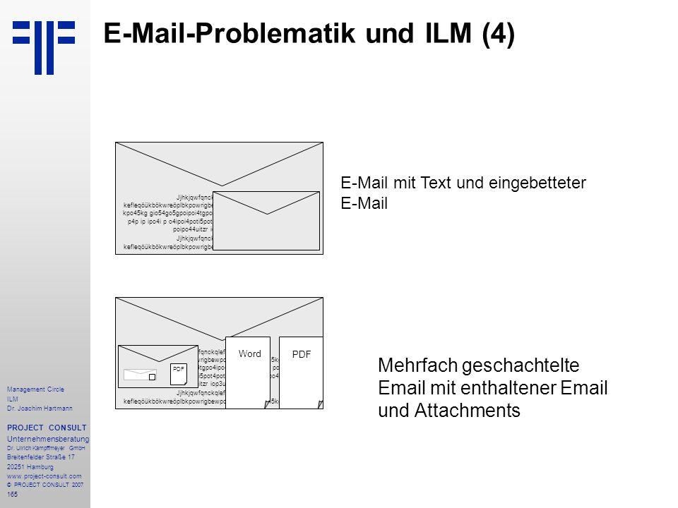 E-Mail-Problematik und ILM (4)