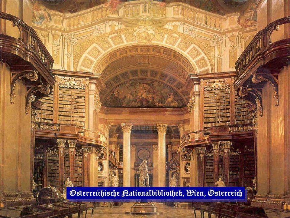 Österreichische Nationalbibliothek, Wien, Österreich
