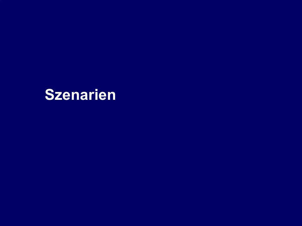 Szenarien PROJECT CONSULT Unternehmensberatung Breitenfelder Straße 17