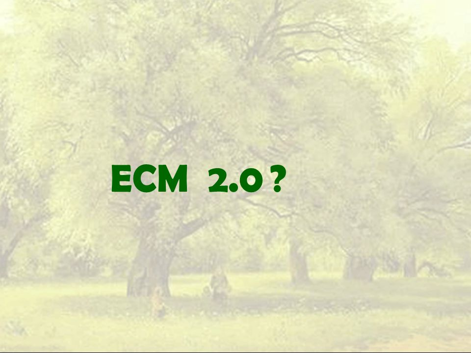 2.0 ECM