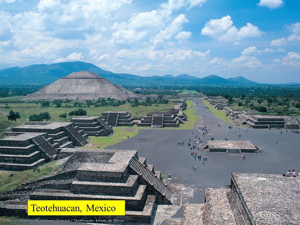 Teotehuacan, Mexico
