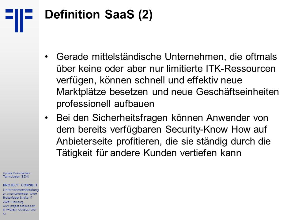 Definition SaaS (2)